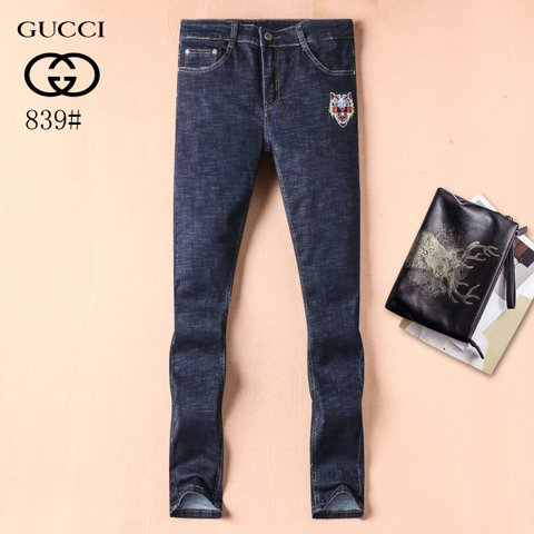 Cheap Gucci Jeans wholesale No. 58