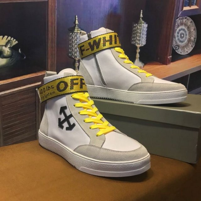 Cheap OFF WHITE Shoes wholesale No. 1