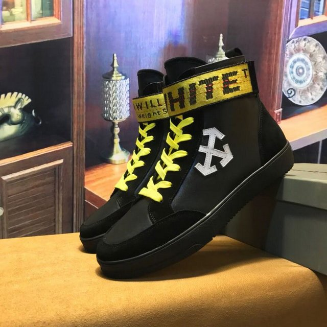 Cheap OFF WHITE Shoes wholesale No. 2