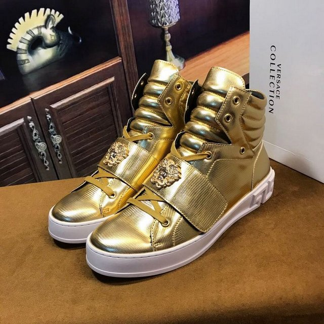 Cheap Versace Shoes wholesale No. 46