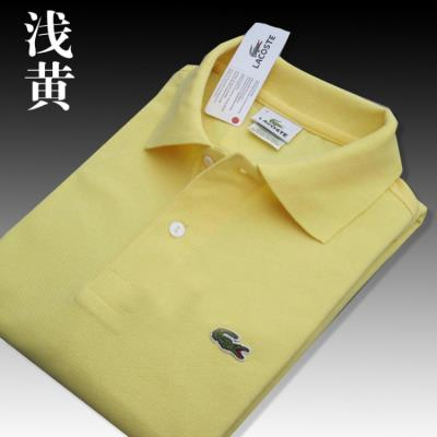 cheap quality lacoste polo shirts sku 141