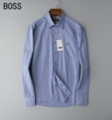 cheap quality BOSS shirts sku 1735