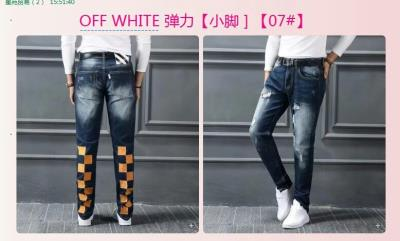 cheap quality OFF WHITE Jeans sku 12
